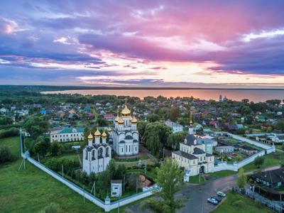 Переславль-Залесский — город потешного флота