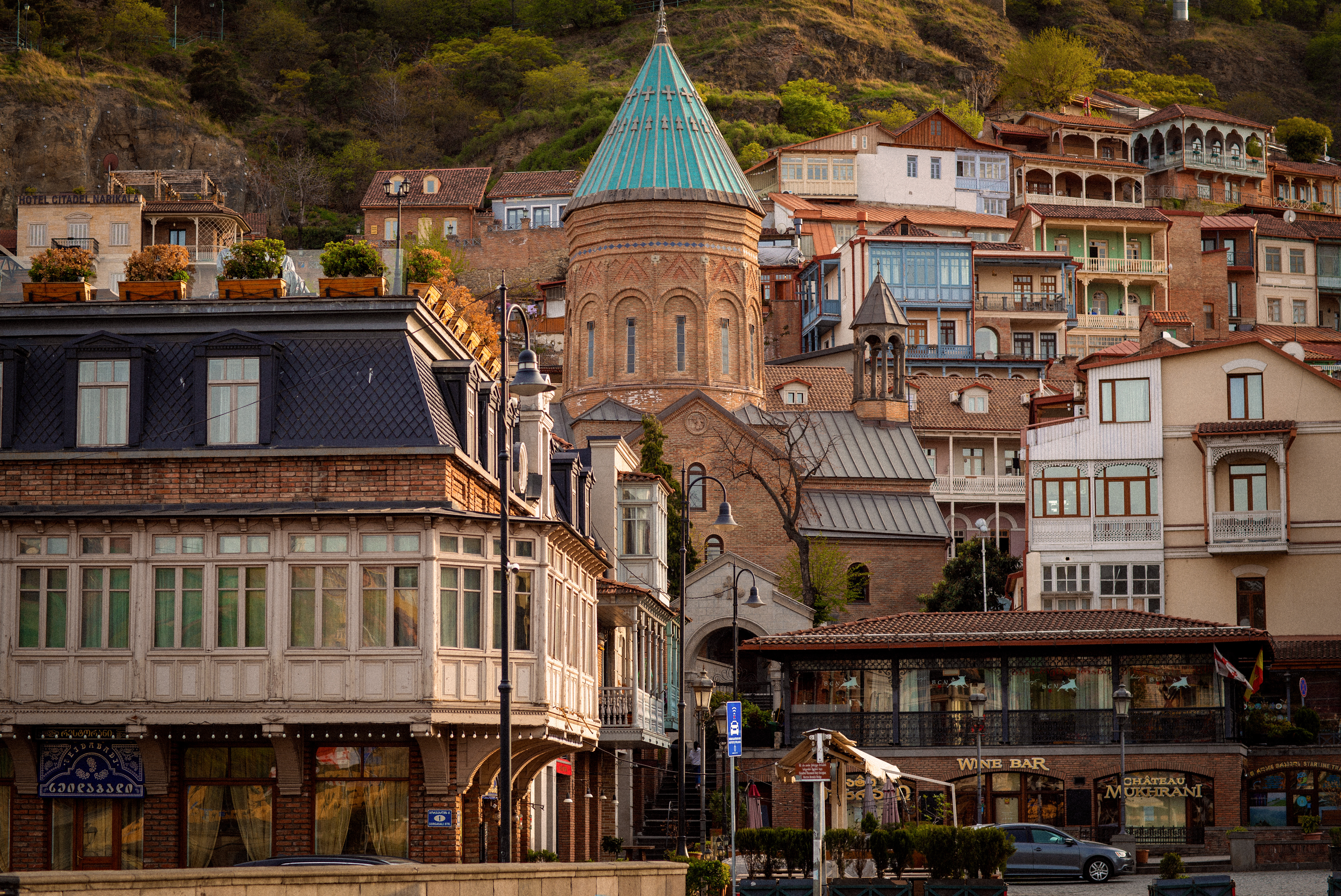Онлайн-экскурсия «Старый Тбилиси»