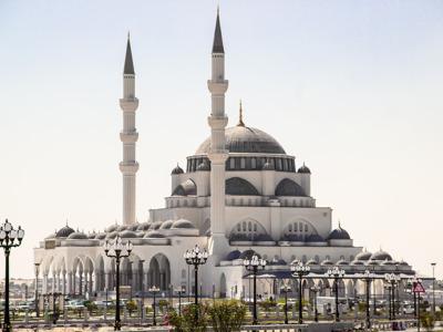 Большое путешествие по шести Северным Эмиратам
