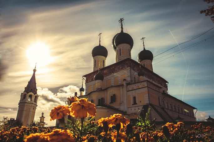 Автобусная экскурсия в Романов-Борисоглебск