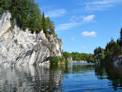 Горный парк «Рускеала» и водопады