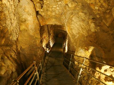 Индивидуальная автомобильная экскурсия «Подземный Иерусалим»