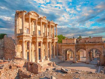 Эфес и дом Девы Марии