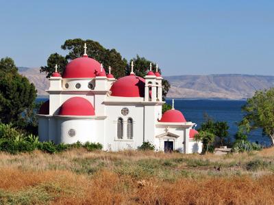 Галилея Христианская, Назарет (выезд из Акко)