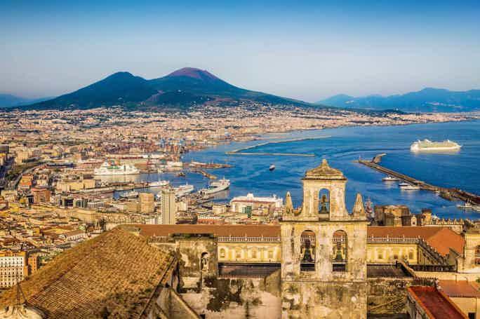 Пешеходная обзорная экскурсия по Неаполю