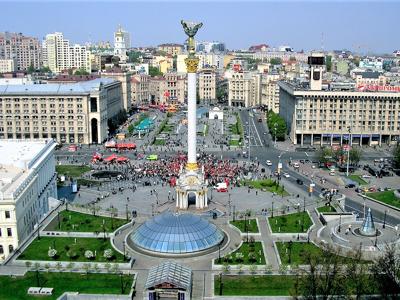 Обзорная экскурсия по Киеву на Land Cruiser Prado