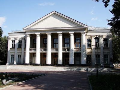 Театральная Вологда