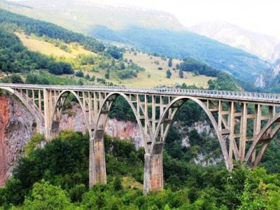 Каньоны Черногории