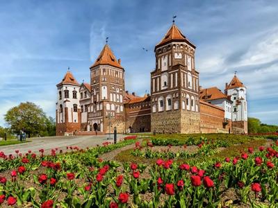Замки Мир и Несвиж: памятники Юнеско в Беларуси