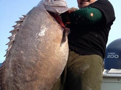 21. Морская рыбалка в Тихом океане