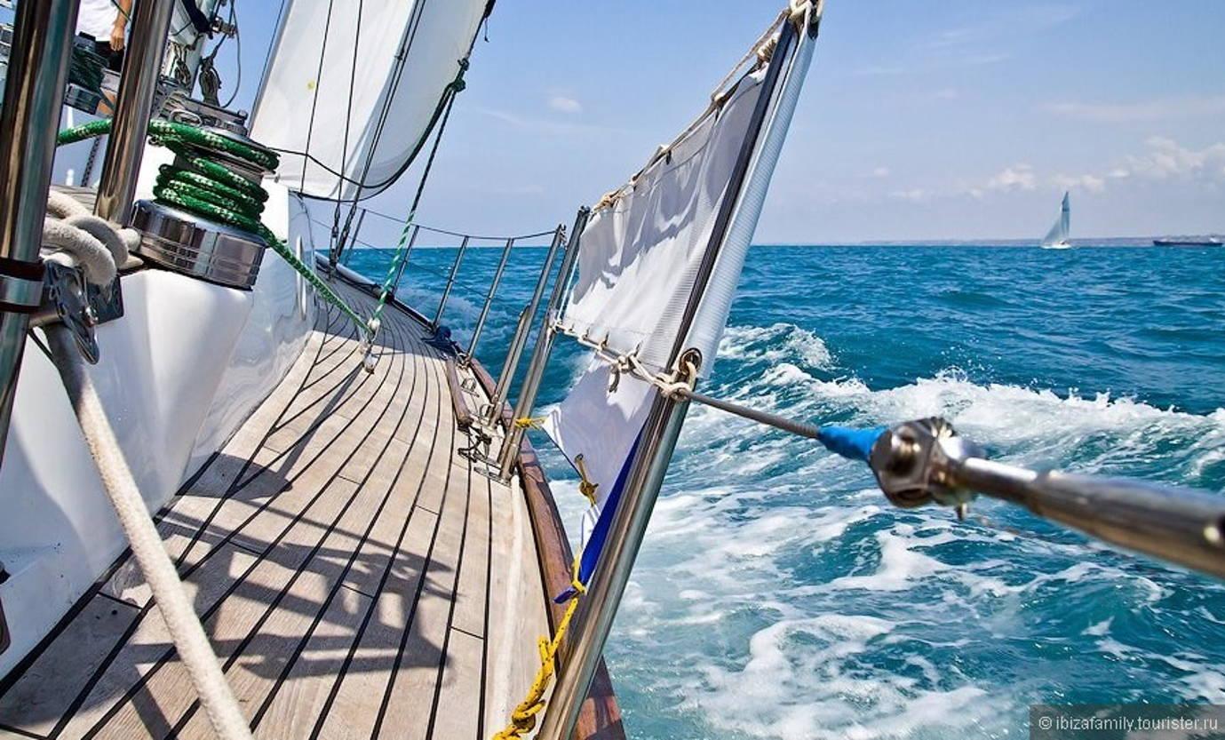 картинки яхтсмен на яхте позволит визуально уменьшить