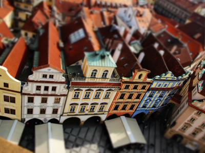 Обзорная экскурсия по Праге в мини-группе