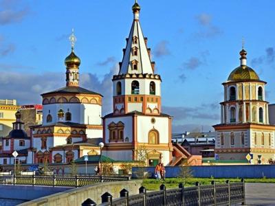 Иркутск исторический