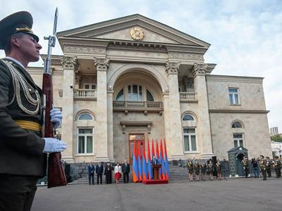 Правительственные объекты Еревана