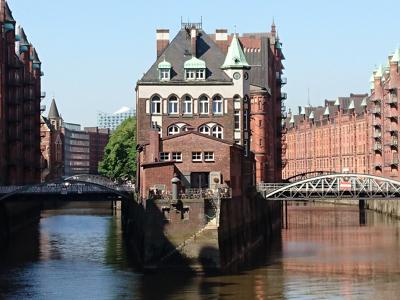 Индивидуальная пешеходная экскурсия по Гамбургу