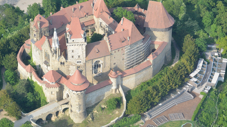 Замок Кройценштайн