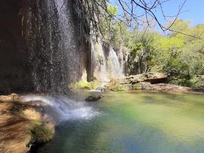 Прогулка по водопадам