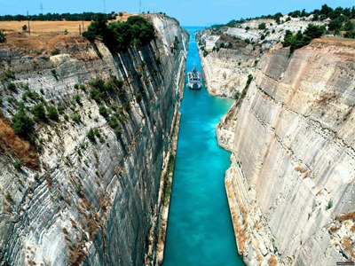 Арголида: коринфский канал, микены, Нафплион, Эпидавр