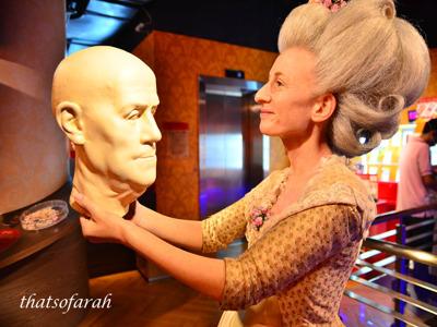 Музей восковых фигур мадам Тюссо в Бангкоке