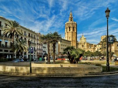 Экскурсия по солнечной Валенсии