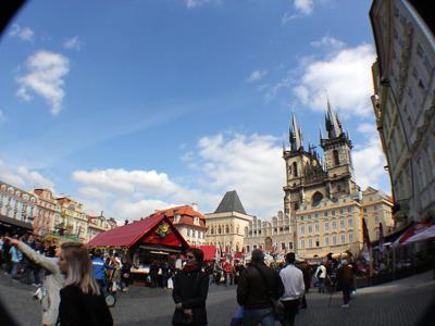 Прага: Всё включено