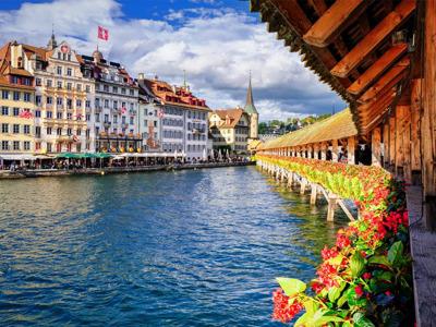 Экскурсия в Швейцарию из Карловых Вар (4 дня)