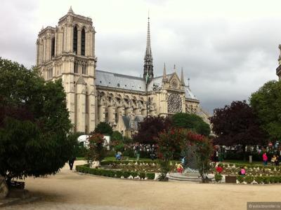 Исторический Париж (обзорная пешеходная экскурсия)