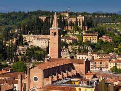 Церковь Святой Анастасии + обзорная экскурсия по историческому центру