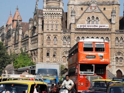 Мумбаи – город контрастов