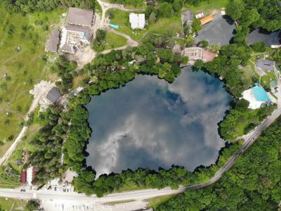 Голубое озеро и Аушигерские термальные источники