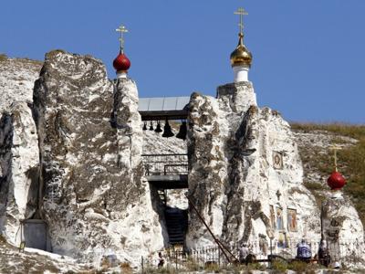 Павловская верфь — пещерный мужской монастырь Белогорье