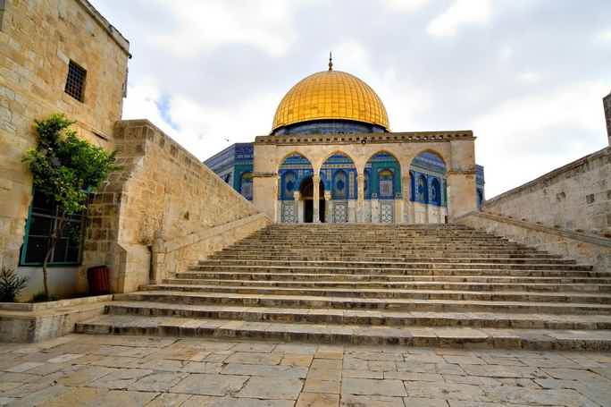 Мусульманские святыни, хранимые великим Иерусалимом
