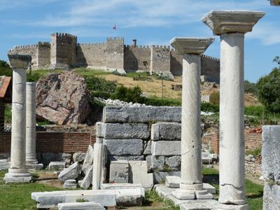 Тур в Эфес из/до Измира с экскурсоводом