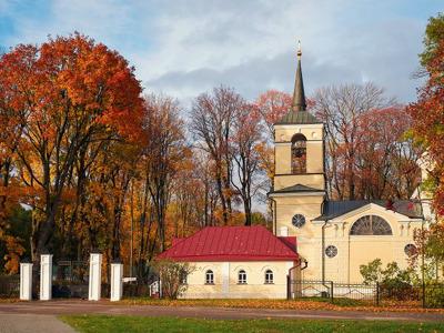 Обзорная экскурсия и поездка в Спасское-Лутовиново