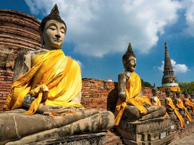 Банг Па Ин + Аюттайя — древняя столица Королевства Сиам