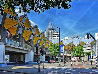 Роттердам. Картинки из будущего