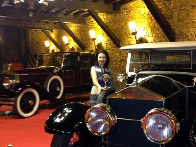 Музей раритетных автомобилей, Страна Басков.