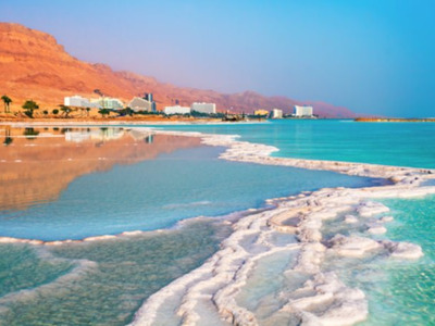 """Экскурсия на Мёртвое море, SPA """"Эйн Геди"""" (без обеда). Выезд из Акко"""