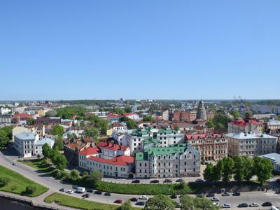 Большая обзорная экскурсия по Выборгу: Старый город и Замок