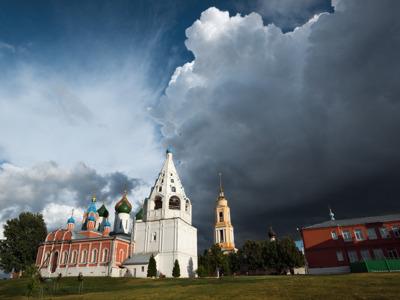 Знакомство с древней Коломной: прогулка с краеведом по Кремлю и Посаду