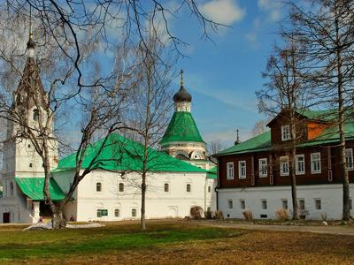 Экскурсия по Александрову с посещением Александровского Кремля