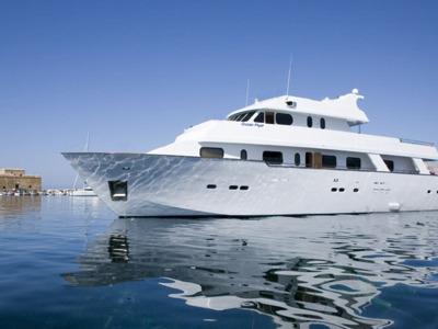 Круиз «только для взрослых» на яхте Ocean Flyer