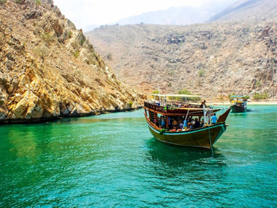 Морской круиз в Оман
