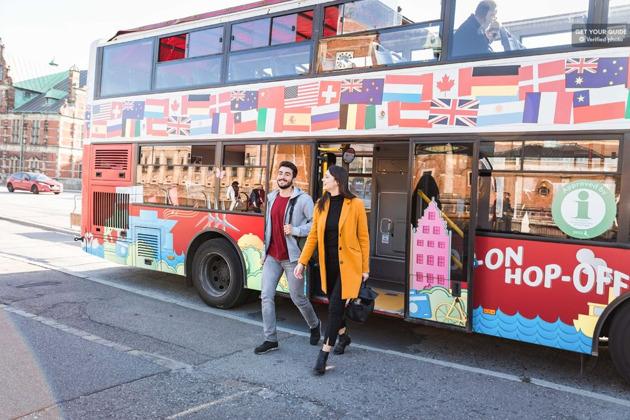 Обзорный тур на автобусе и часовой круиз по каналам