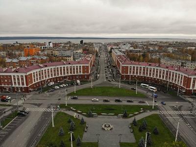 Весь Петрозаводск на индивидуальном транспорте