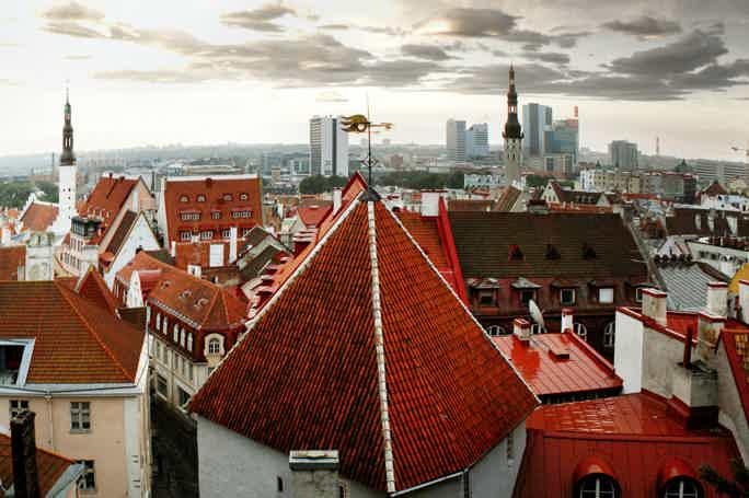 Обзорная экскурсия по Таллину