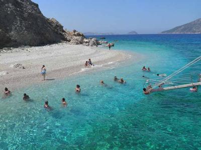 Экскурсия на остров Сулуада из Анталии