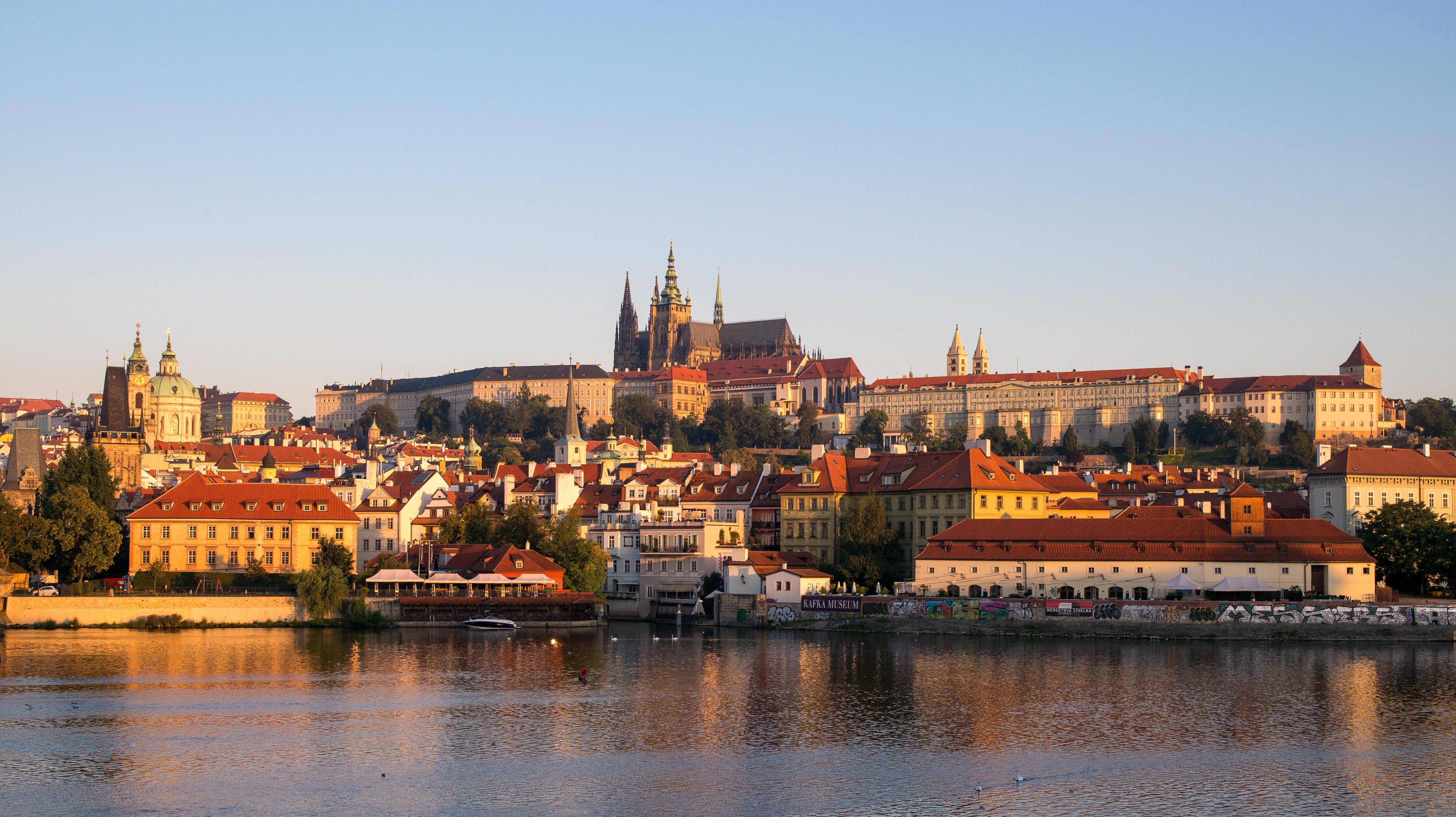 Онлайн-экскурсия: «Прага королей — по улочкам Градчан»