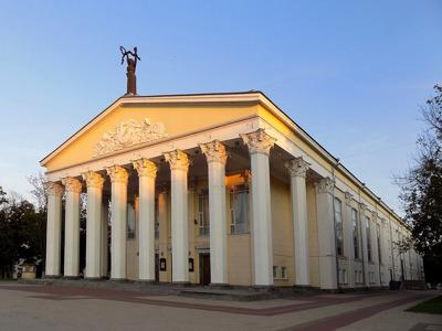Пройдёмся по старому Белгороду