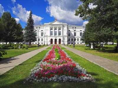Нескучная экскурсия по Томску